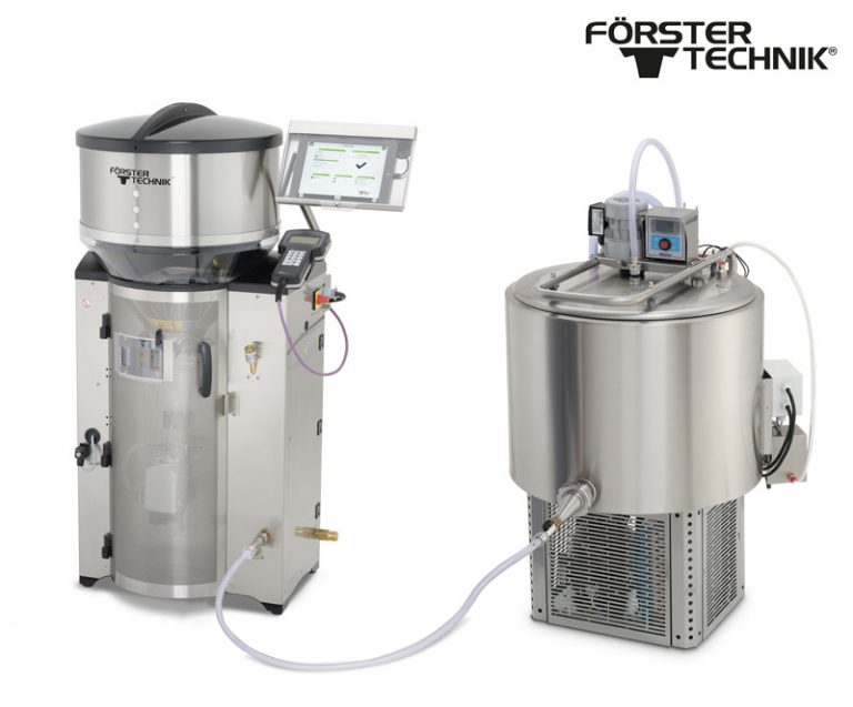 Förster Technik: Automatisches Milchmanagement – von der Gewinnung bis zum Vertränken