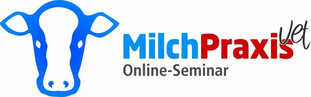 Logo MilchPraxis Vet Online-Seminar